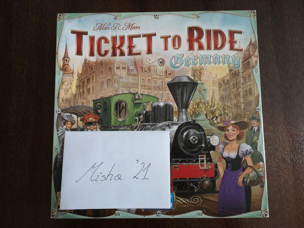 Wsiąść do pociągu: Niemcy / Ticket to Ride: Germany
