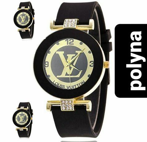 Zegarek damski styl Louis Vuitton LV