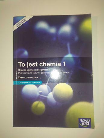To jest chemia 1   podręcznik do rozszerzonej chemii