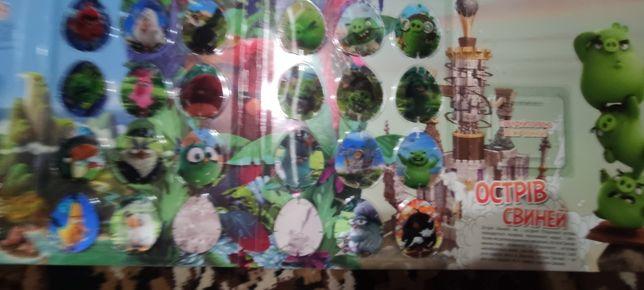 Продам Angry Birds