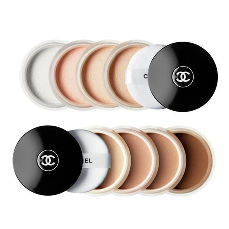 Chanel POUDRE UNIVERSELLE LIBRE Natural Finish Loose Powder пудра