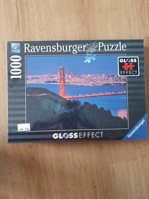 Ravensburger puzzle 1000 Świebodzin - image 1
