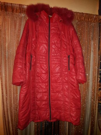 Куртка пальто зимове