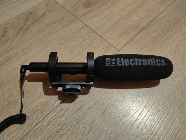 Mikrofon SE Electronics ProMic laser pojemnościowy do kamer aparatu
