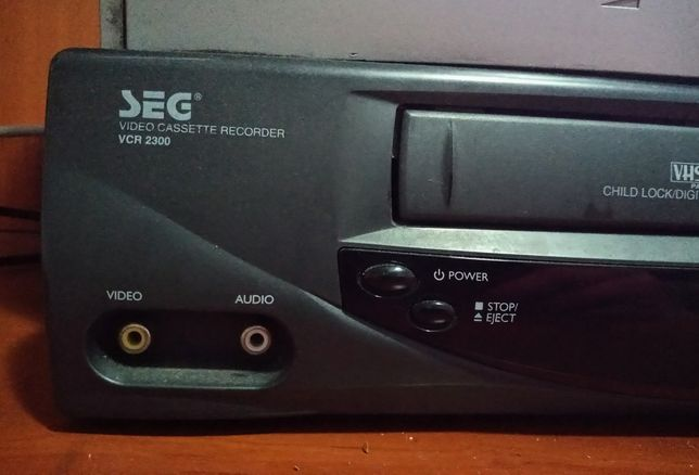 Video nagrywarka SEG vcr2300