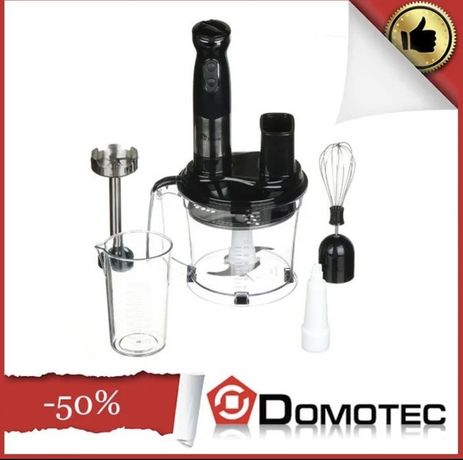 Блендерный набор Domotec Ms 5106 блендер миксер кухонный комбайн