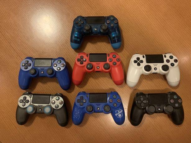 Оригинальные джойстики  PS4