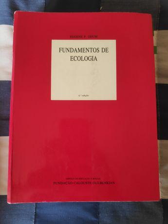 Livro Fundamentos de Ecologia 6a edição