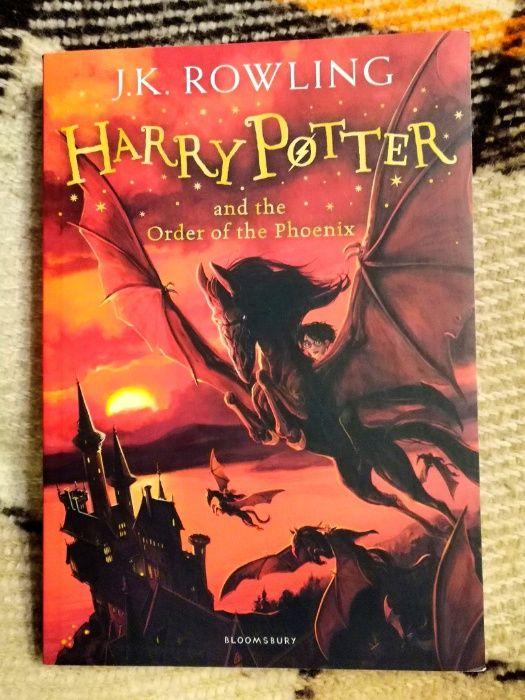 "Книга ""Harry Potter and the Order of the Phoenix"" (на англ.) Киев - изображение 1"