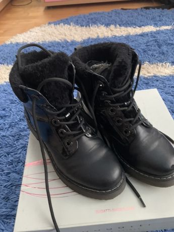 Дитячі черевикі bugatti зима