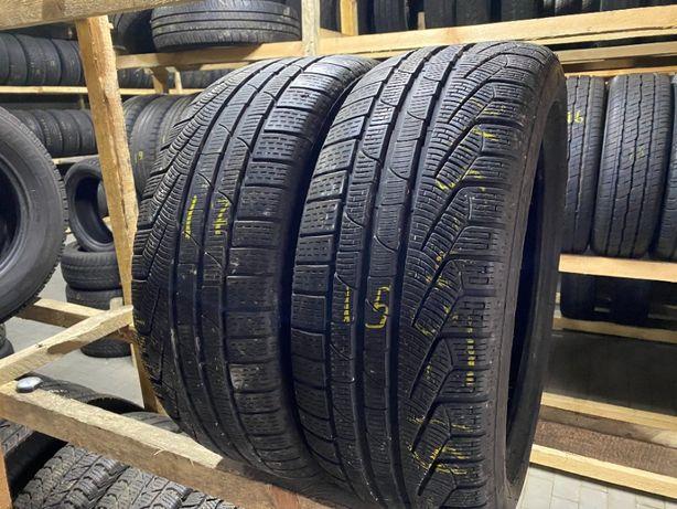 Шини бу зима 245/45R19 Pirelli Sottozero2 RFT 5+мм 2шт