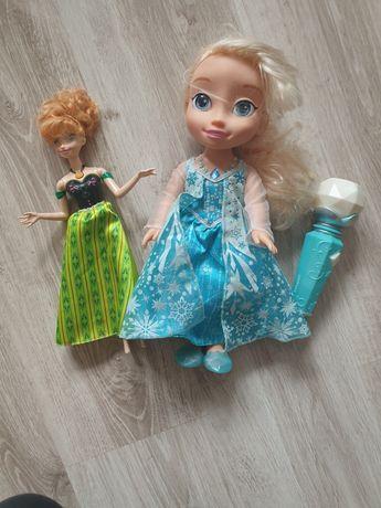 Elsa i Anna Kraina Lodu