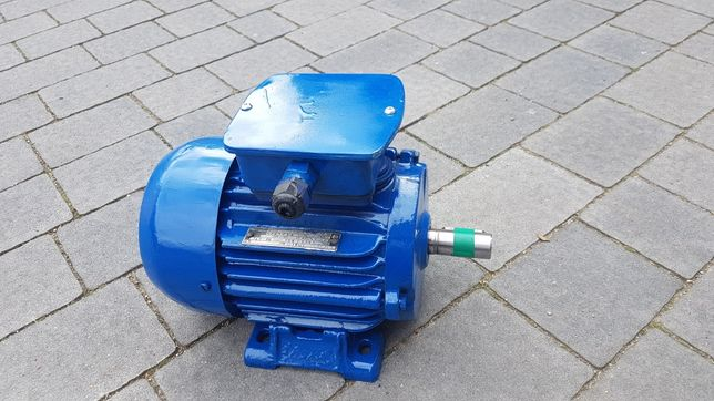 Silnik elektryczny 1,1 kW 1400 obr polski