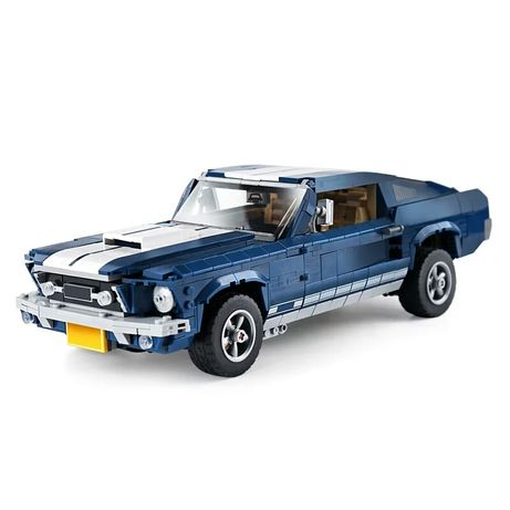Ford Mustang - Tipo Lego
