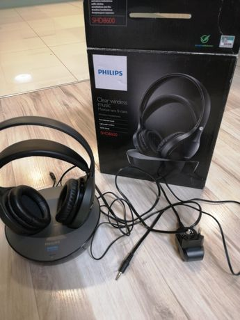 Słuchawki bezprzewodowe PHILIPS SHD8600