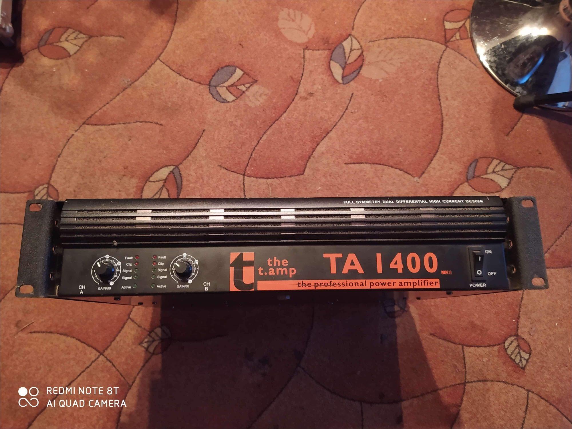 The t .amp 1400 mk ıı