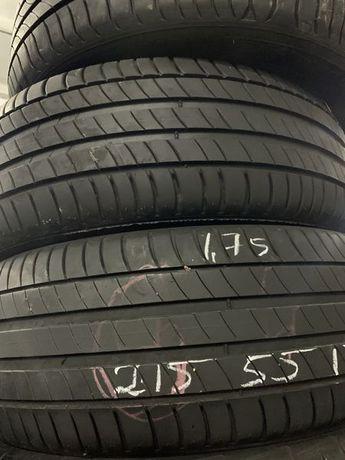 Шины 215/55r17 Michelin Primacy 3