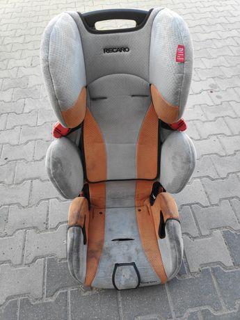 Fotelik samochodowy Recaro Young 9-36 kg