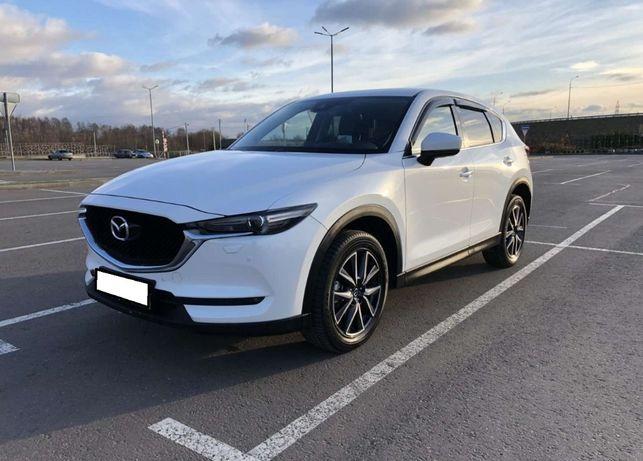 Mazda CX 5 2017 Touring