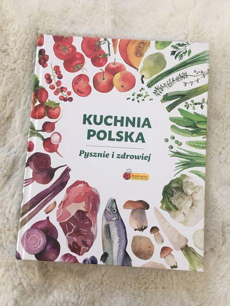 """Sprzedam książkę """"Kuchnia Polska"""" z Biedronki"""