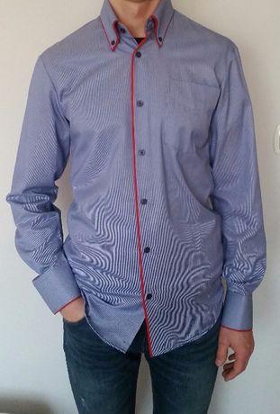 Nowa koszula męska S, z Włoch