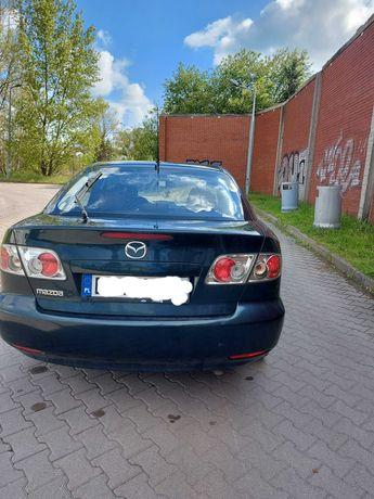 Mazda 6 2.0 Diesel 2004r