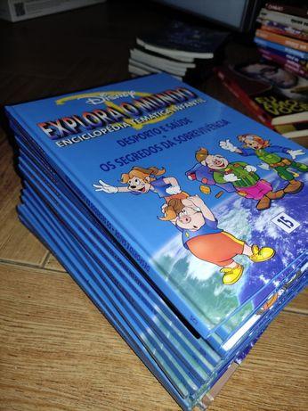 Coleção Enciclopédias da Disney