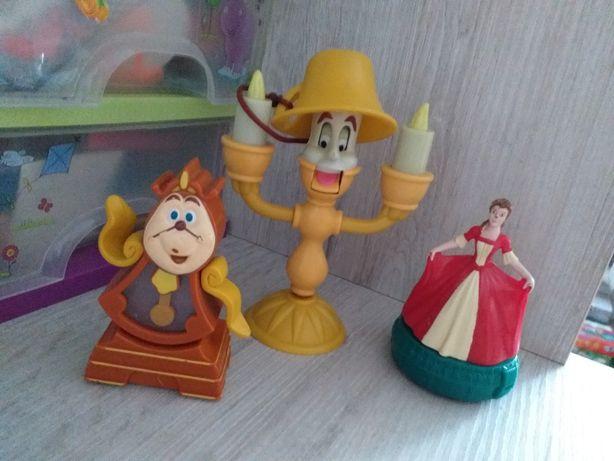 Figurki ,postacie z bajek
