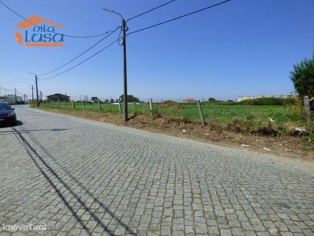 Terreno 1.000 m2  Espinho construção moradia Térrea
