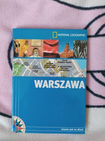 """Przewodnik """"Warszawa"""" National Geographic"""