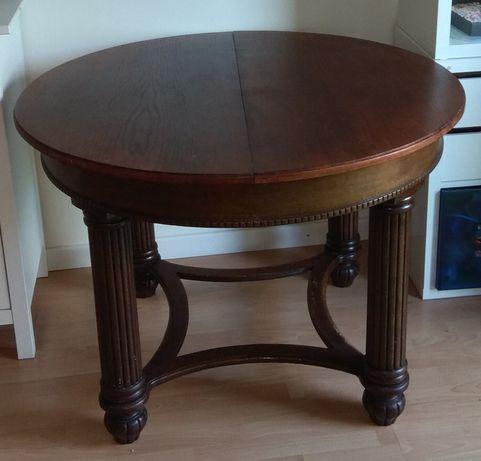 Zabytkowy stół antyk