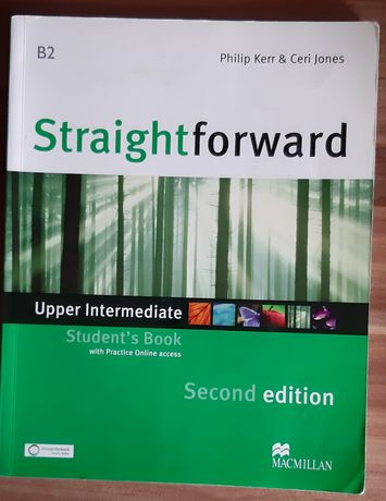 Straightforward- język angielski
