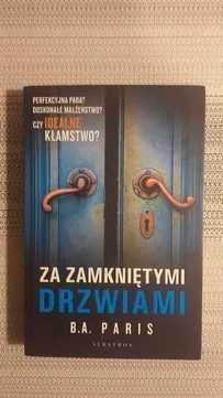 Ksiazka Kryminał/thriller obyczajowy B.A.Paris