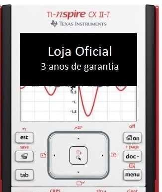 Calculadora TI-Nspire CX II-T ** Distribuidor Oficial **