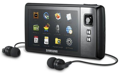 Мультимедийный плеер Samsung YP-CP3