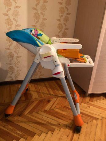 сидение стул/ стульчик для кормления Chicco Polly 2 в 1