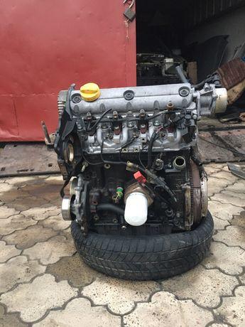 Двигатель мотор renault megane scenic volvo v40 1.9 td K9Q D4192T2