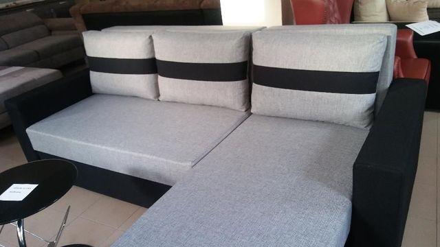 Nowy Kanapa narożna,narożnik VENTO 237x160 sofa