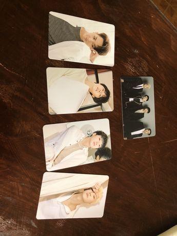 Winner photocards oficiais