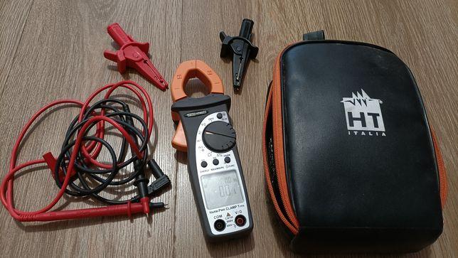 Miernik cęgowy cyfrowy HT Instruments HT4022, CAT III 600 V