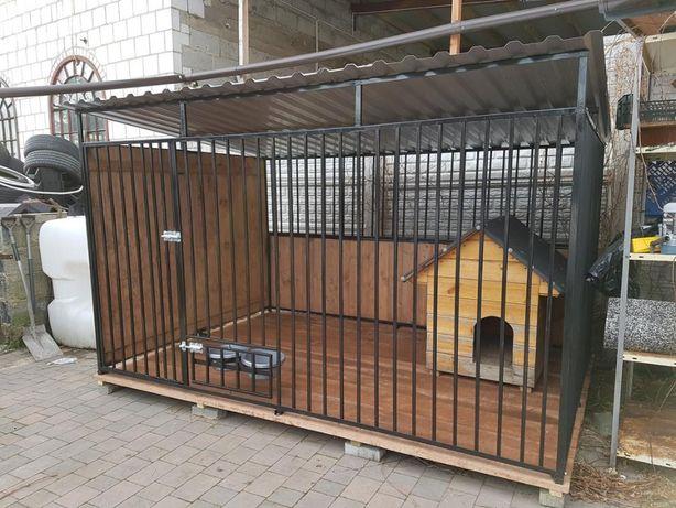 box kojec klatka Dla Psa Szybka buda dostawa 4x2 montaż i gratis