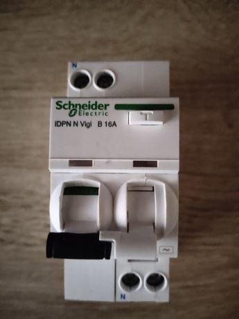 Дифф. автоматический выключатель iDPN N VIGI 1P+N 6кА 16A B АС 30мA Sc