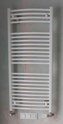 Grzejnik lzienkowy drabinkowy Kermi B20-R 590 x 1169 LR010