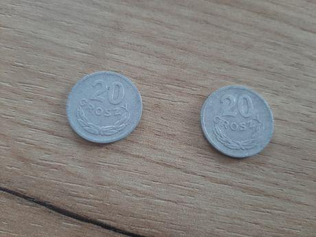 Moneta 20 gr 1971