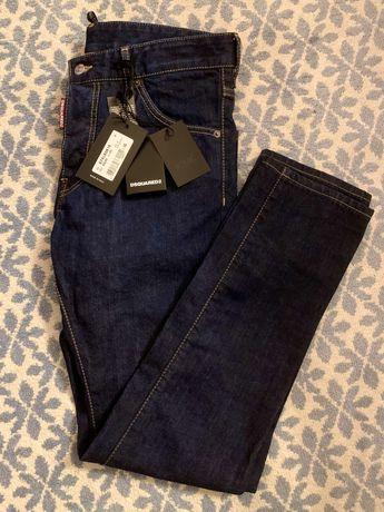 Dsquared2 jeansy męskie NOWE