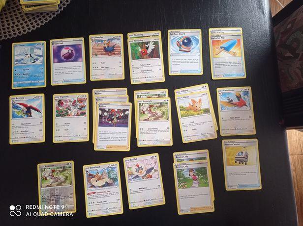 Sprzedam karty pokemon