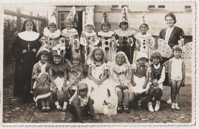 Stere zdjęcie Kutno przedszkole lata 30-ste