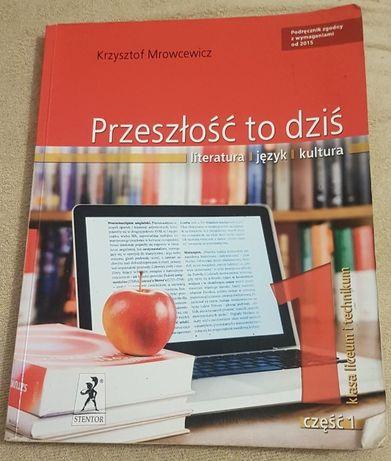 Przeszłość to dziś 1 Krzysztof Mrowcewicz Podręcznik część 1