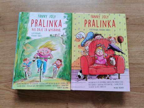 Książki Pralinka