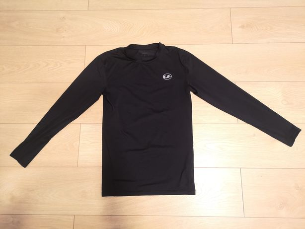 Rashguard z długim rękawem Ultrasport koszulka sportowa L czarny